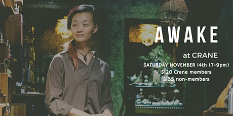 AWAKE: A Fragrant Feast Guided by a Perfumer tickets