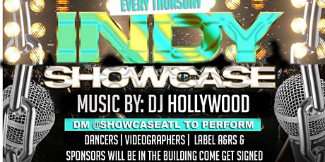 INDY SHOWCASE |21+ tickets