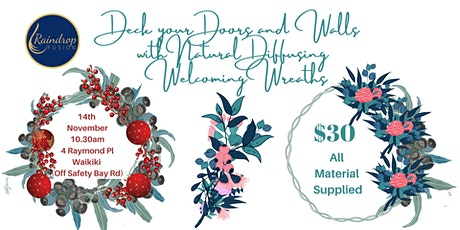 Welcoming Wreaths tickets