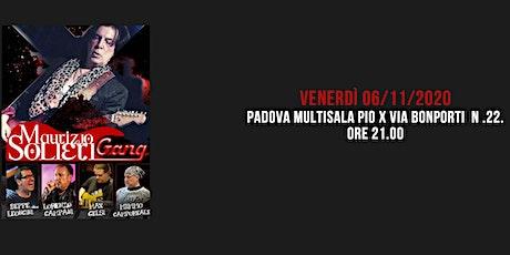 Maurizio Solieri Gang Live biglietti