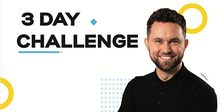 The LIVE LinkedIn 3 Day Challenge tickets