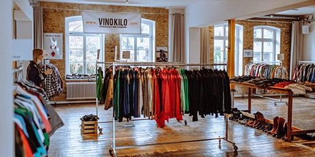 Winter Vintage Kilo Pop Up Store • Köln • Vinokilo Tickets