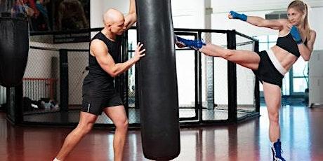 Kickboxing class tickets