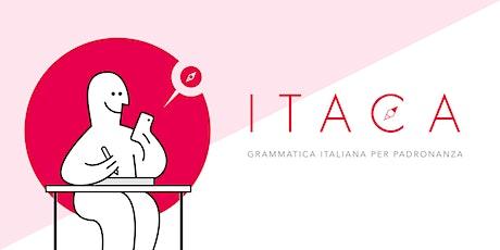 Formazione Itaca Academy biglietti