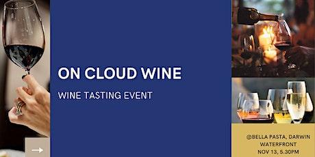 On Cloud Wine - Wine Tasting tickets