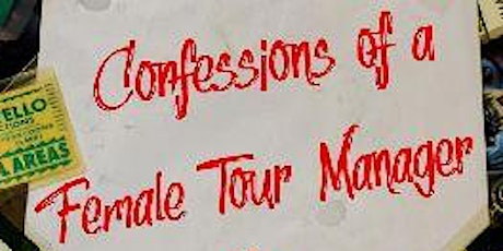 KIM HAWES: Confessions of a Female Tour Manager tickets