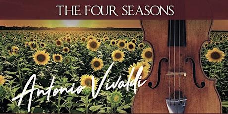 Le Quattro Stagioni di Vivaldi - The Four Seasons by Vivaldi biglietti