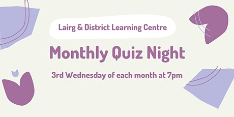 LDLC Monthly Quiz Night tickets