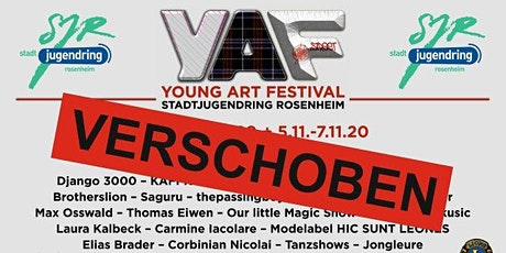 Young Art Festival Tickets