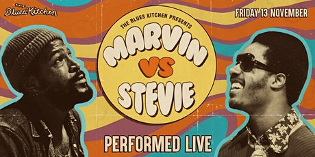 Marvin vs Stevie tickets