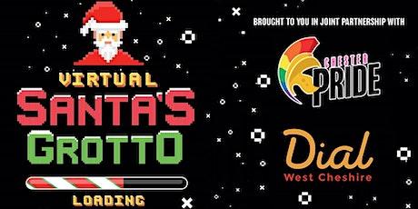 Virtual Santa's Grotto tickets