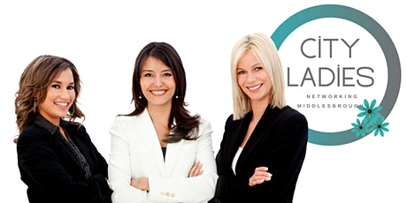 City Ladies Networking Middlesbrough - October tickets