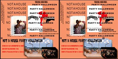 Private Halloween Rooftop W/Pool (OPEN BAR!!!) tickets