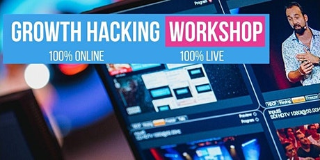 Growth Hacking Workshop (Masterclass) Tickets