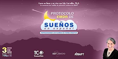 Protocolo EMDR de sueños (en español) entradas