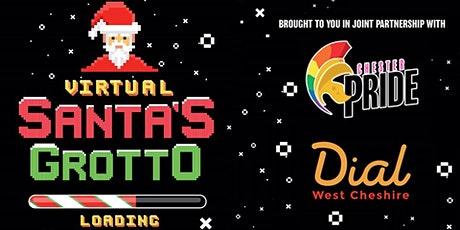 Virtual Santa's Grotto - BSL and Autism Friendly tickets