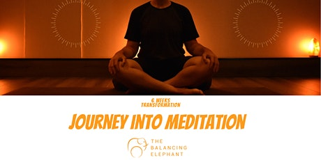 Journey Into Meditation tickets