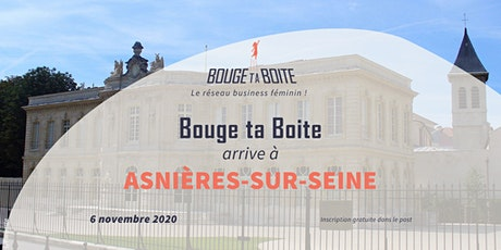 Lancement de Bouge ta Boite à Asnières-sur-Seine billets