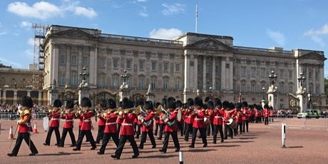 Buckingham Palace; a short history - Lunchtime Lite