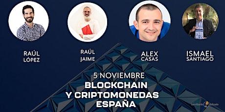 Blockchain y Criptomonedas España - Evento Online entradas