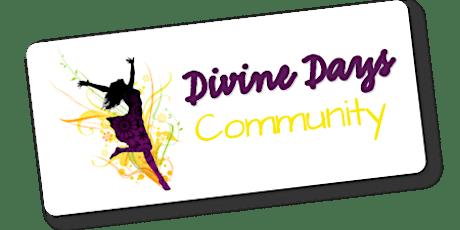 Divine Days - Man-archy - Online Forum tickets