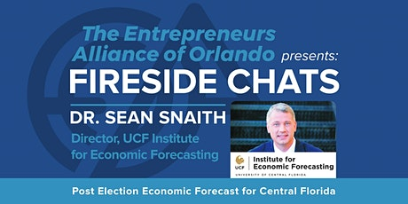 A Fireside Chat with Dr. Sean Snaith tickets
