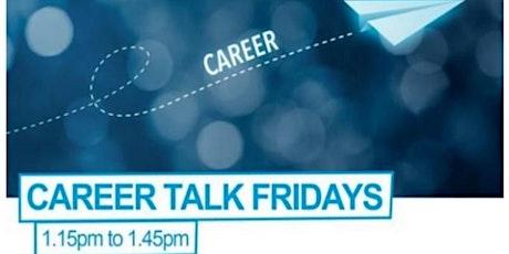 Career Talk Friday - Planning & Operation of London's Transport Network tickets