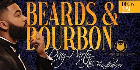 Beards & Bourbon Day Party & Fundraiser tickets