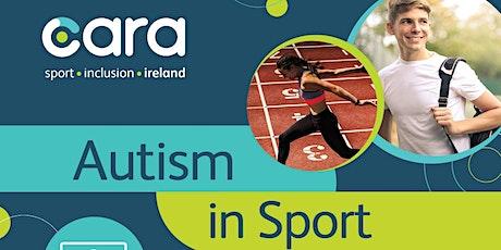 CARA - Autism in Sport Workshop tickets