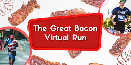 The Great Bacon Virtual Run tickets