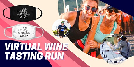 Virtual Wine Tasting Run tickets
