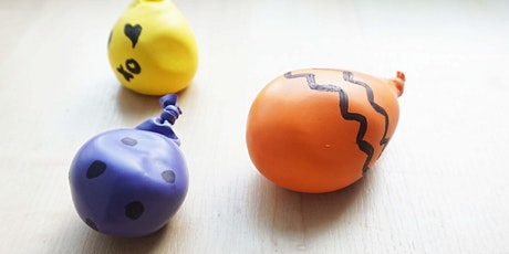 Stress Balls (8yrs+) with NATALIE entradas
