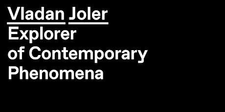 Exposició Vladan Joler - Visita guiada Andreu Belsunces entradas
