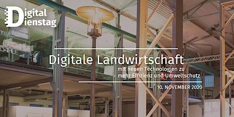 Digitale Landwirtschaft Tickets