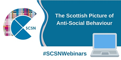 The Scottish Picture of Anti-Social Behaviour tickets