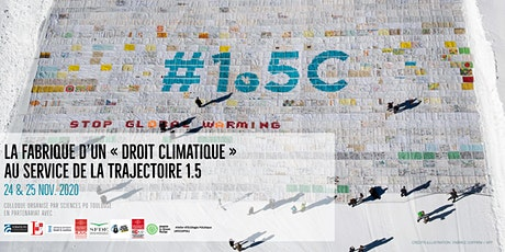 La fabrique d'un « droit climatique » au service de la trajectoire 1.5 billets