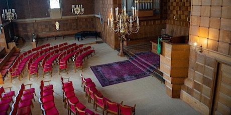 Kerkdienst Duinzichtkerk 25 oktober 2020 tickets