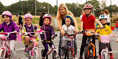 HSBC UK Go-Ride Holiday Coaching Camp - Learn to Ride - 1 tickets