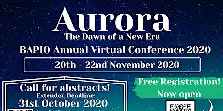 BAPIO Annual Conference (Virtual) 2020 tickets