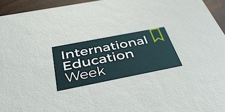 International Education Week tickets