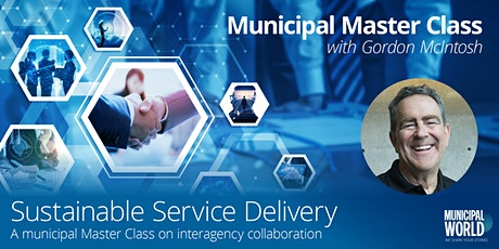 Sustainable Service Delivery Master Class - Gordon McIntosh tickets