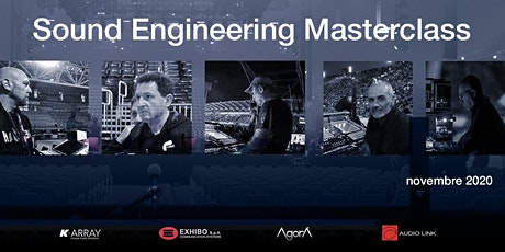 Sound Engineering Masterclass biglietti