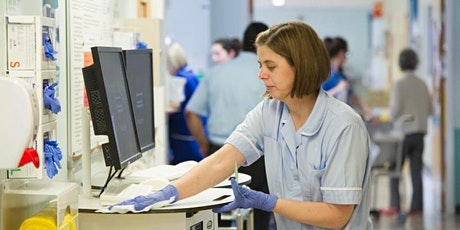 Get into Domestic (Cleaning) Services (Lancashire Teaching Hospitals) tickets