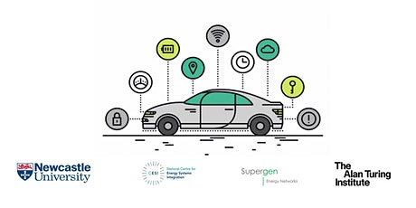 Smart Charging Webinar - Electric Vehicles and Cryptography tickets