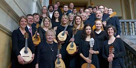 Konzert des Mandolinenorchesters am 15. November  in Hl. Ewalde Tickets