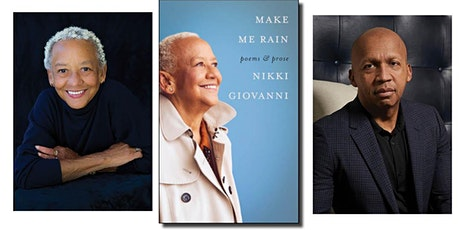 Nikki Giovanni with Bryan Stevenson tickets
