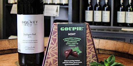 Goupie Chocolates Pop-Up Tasting tickets