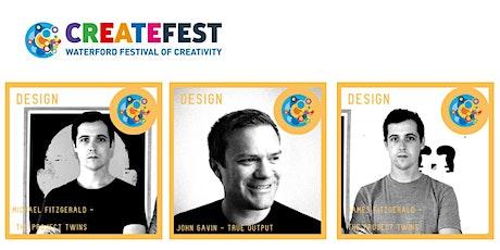 CreateFest 2020 - Design Panel tickets