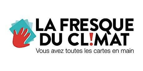 Fresque du climat (en ligne) billets
