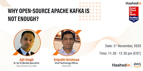 Why open-source Apache Kafka is not enough? tickets